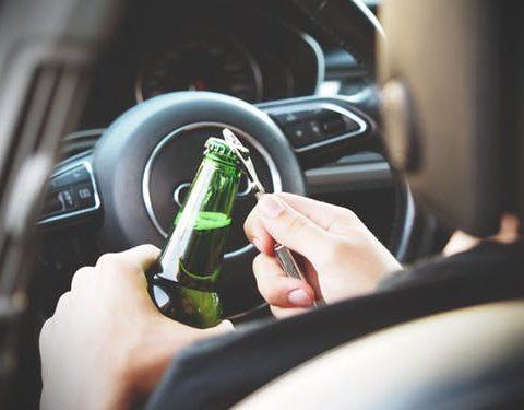 Rijden onder invloed alcohol